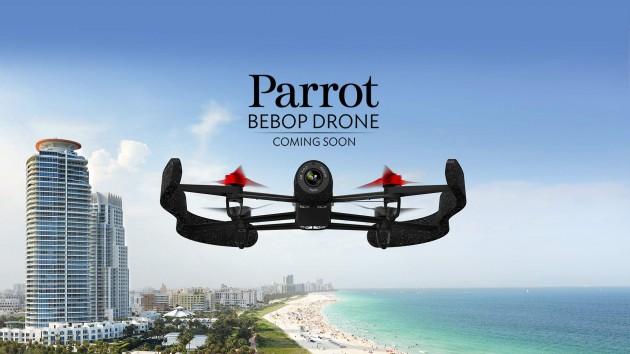 Comme une envie de nouveau drone !