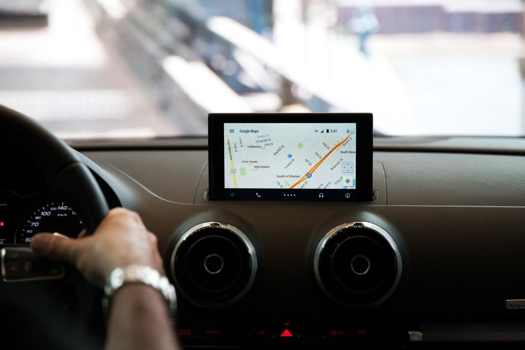 Android Auto prend le contrôle de votre véhicule